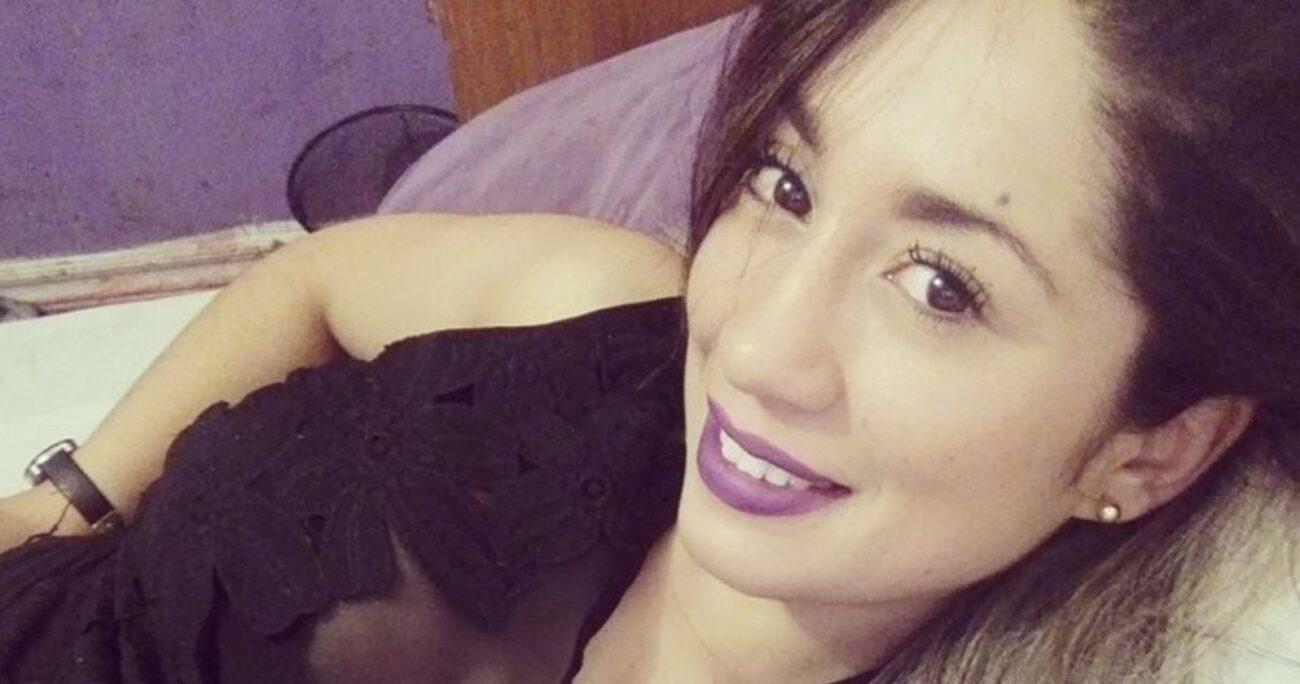 La joven de 21 años tenía ocho meses de embarazó cuando desapareció. Foto:  Fernanda Maciel, Facebook