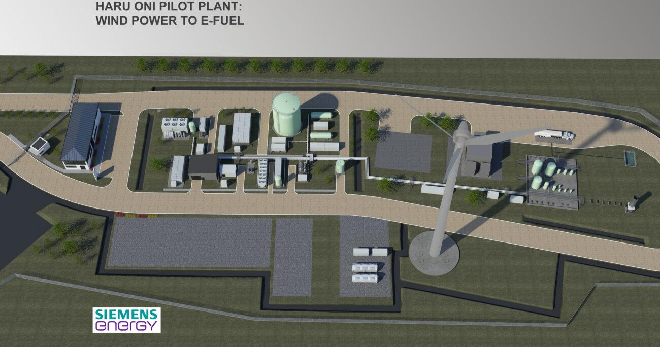 Porsche será el principal cliente del combustible ecológico. Foto: Siemens Energy