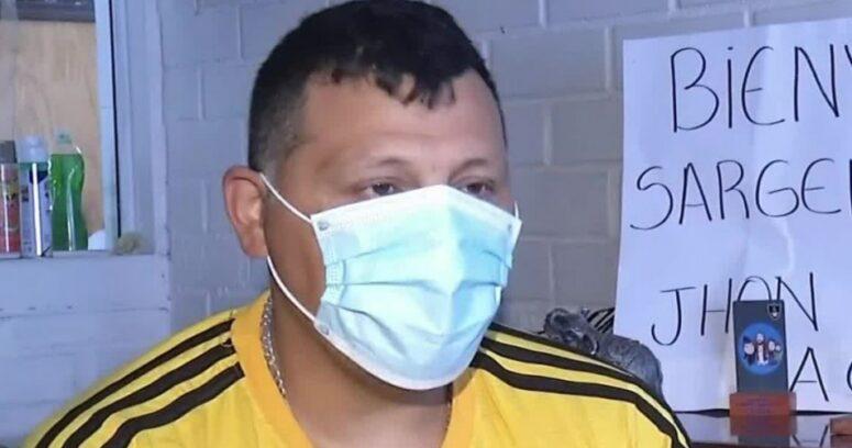 """Carabinero que disparó a menores del Sename: """"Creo en la justicia"""""""