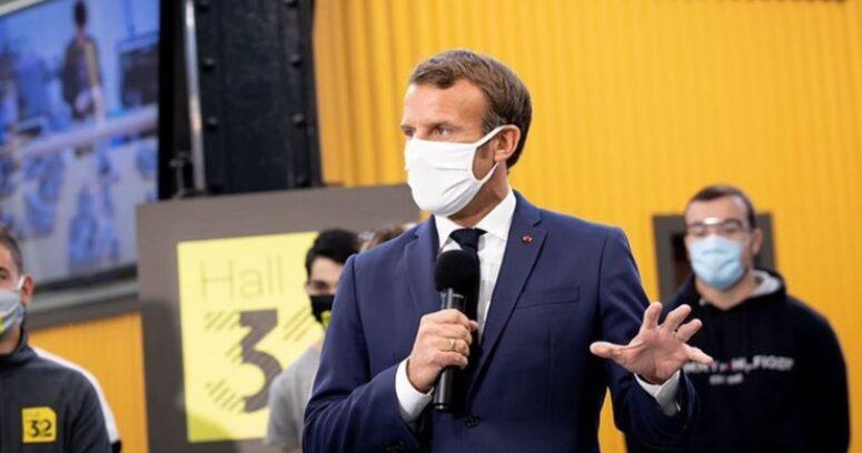 Emmanuel Macron da positivo por coronavirus y Pedro Sánchez entra a cuarentena
