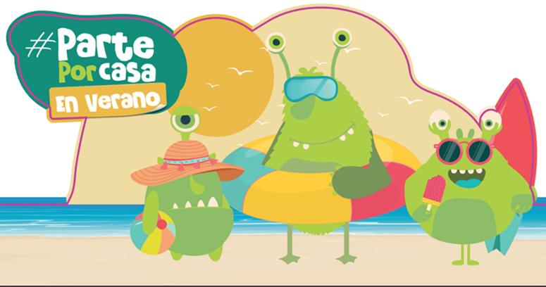 Convenio entre Universidad San Sebastián y CNTV permite la segunda temporada de la serie animada #Parteporcasa