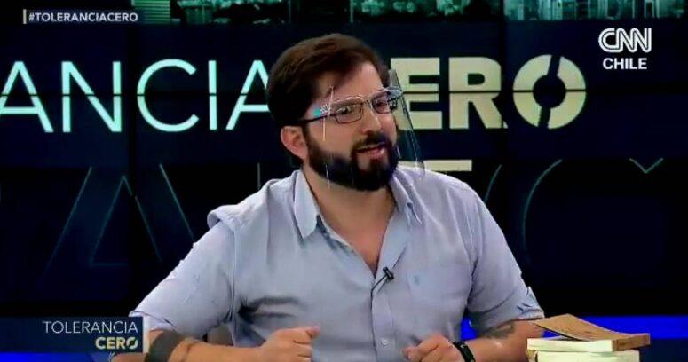 """""""Boric por renuncia Castillo y Vidal a RD:"""