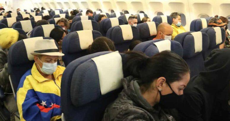 Venezuela comunicó la repatriación de 216 ciudadanos desde Chile