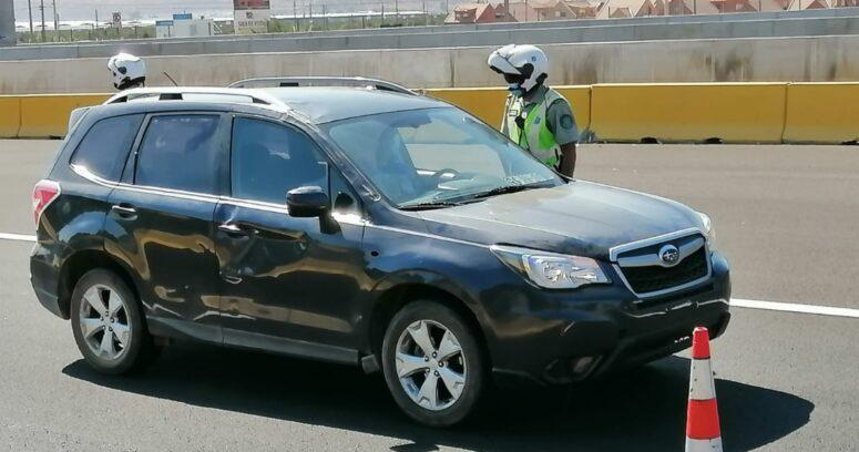 Balance de Navidad: 15 fallecidos y más de 6.500 vehículos devueltos a Santiago