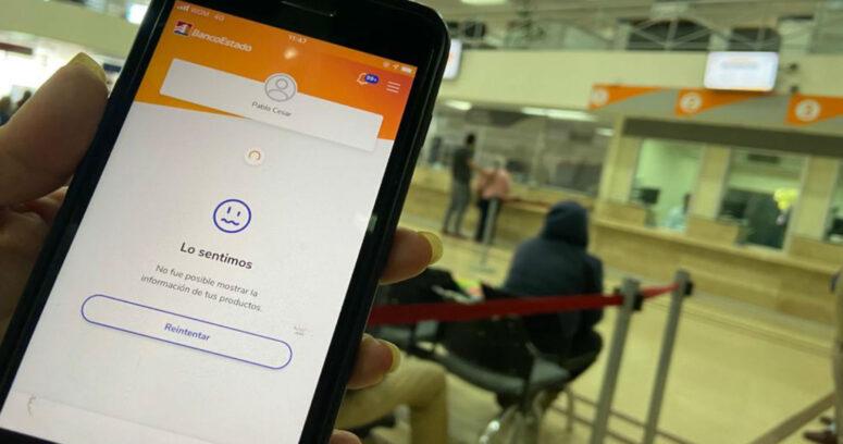 """""""Segunda vez en menos de una semana: usuarios reportan problemas en aplicación de BancoEstado"""""""