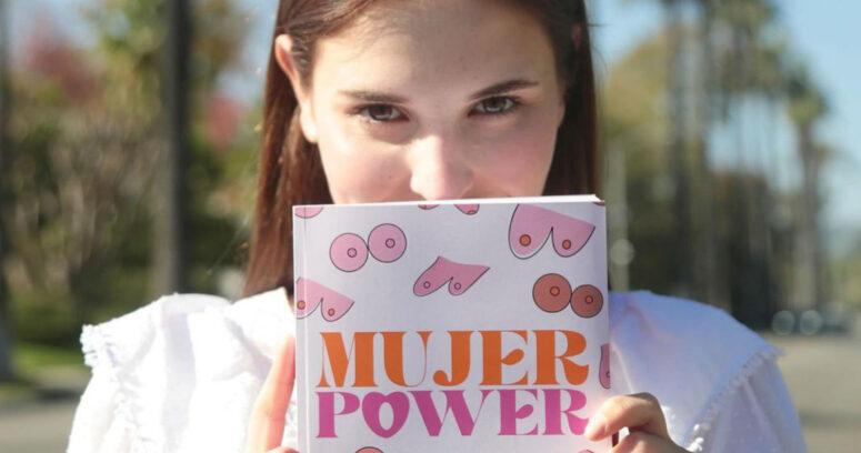 """""""Belén Soto y su nuevo libro Mujer Power:"""