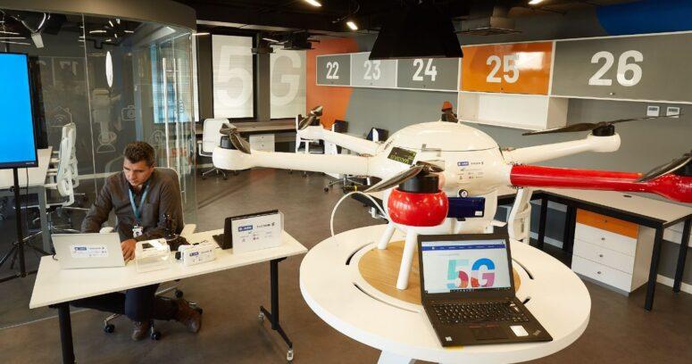 Universidad de Chile inauguró el primer campus 5G del país