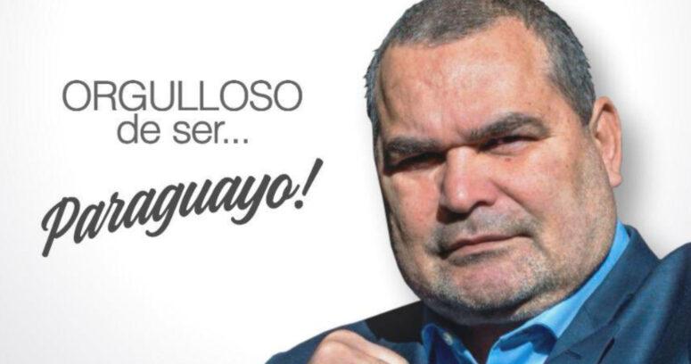 """""""Ex futbolista José Luis Chilavert anuncia su candidatura a la presidencia de Paraguay"""""""