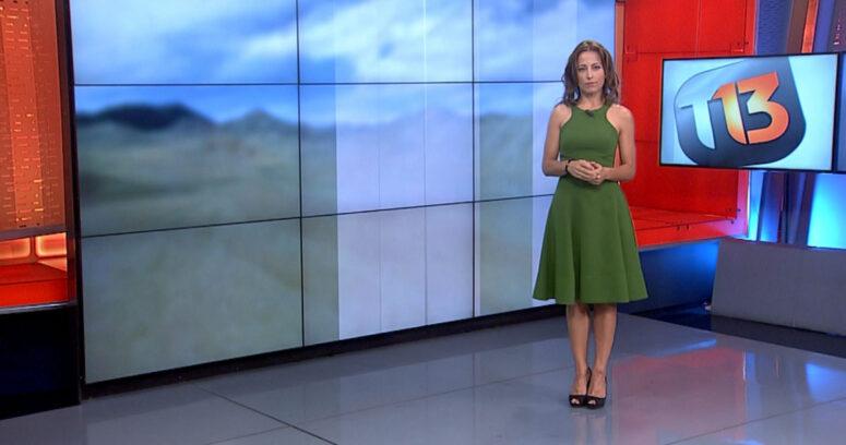 Canal 13 anuncia la salida de Constanza Santa María tras más de 20 años