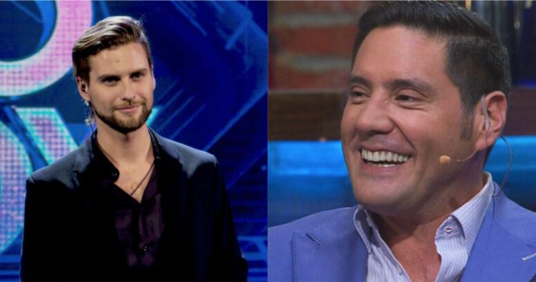Jean Philippe Cretton y Pancho Saavedra aclararon supuesta enemistad en Canal 13