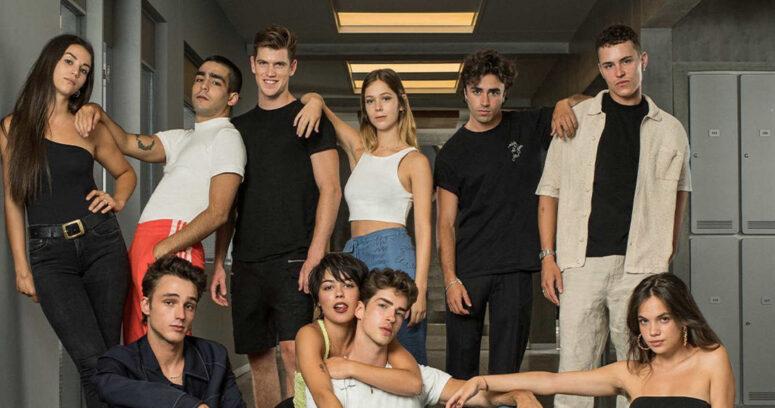 Netflix confirma el término de las grabaciones de la cuarta temporada de Élite