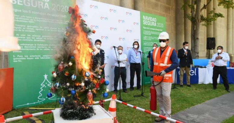 Navidad segura: cómo evitar accidentes eléctricos por la manipulación indebida de adornos