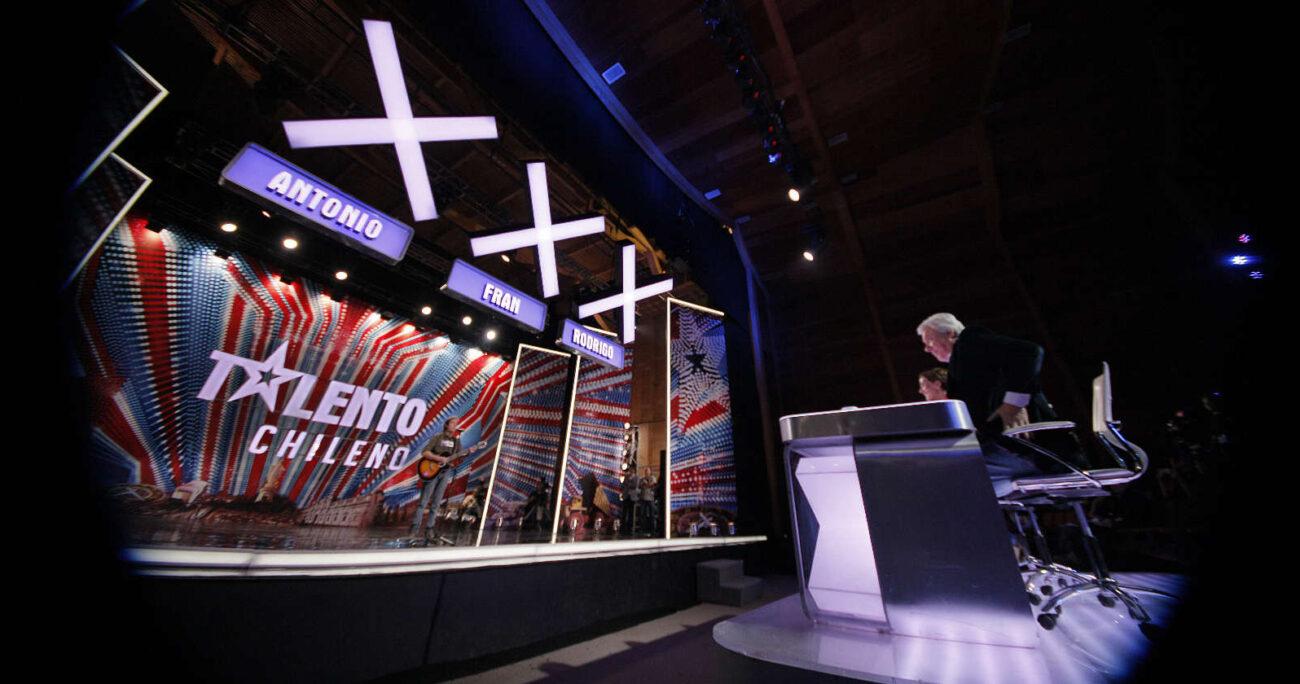 Imagen de Talento Chileno, la versión de Got Talent que realizó Chilevisión hace diez años. (Foto: Agencia Uno)