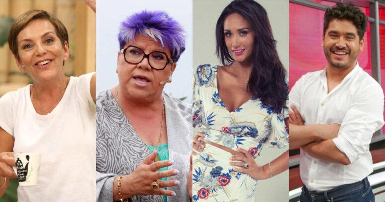 Grúa televisiva: todos los rostros que salieron, renovaron y se cambiaron de canal