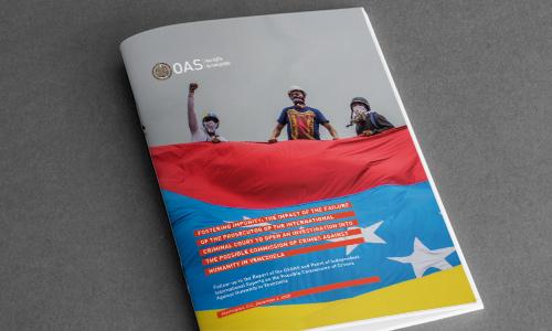 OEA denunció más de 18.000 ejecuciones extrajudiciales en Venezuela