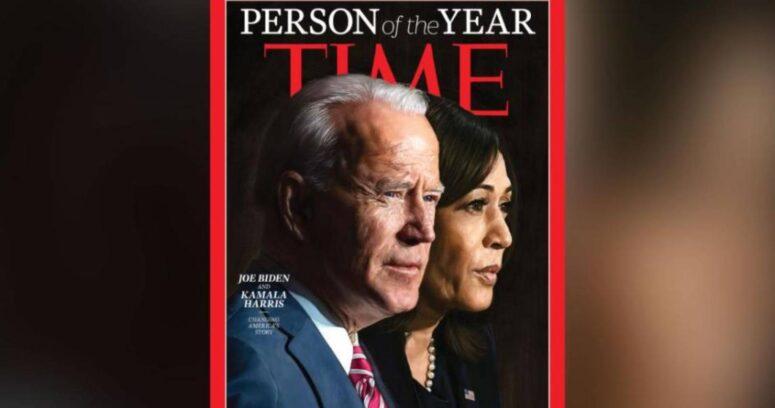 """""""Joe Biden y Kamala Harris son elegidos Persona del Año por la revista Time"""""""