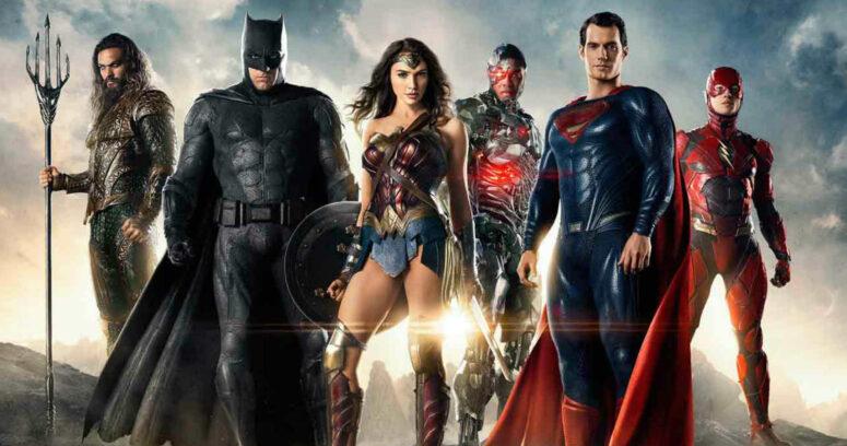Liga de la Justicia ya está disponible en Netflix y es lo más visto en Chile