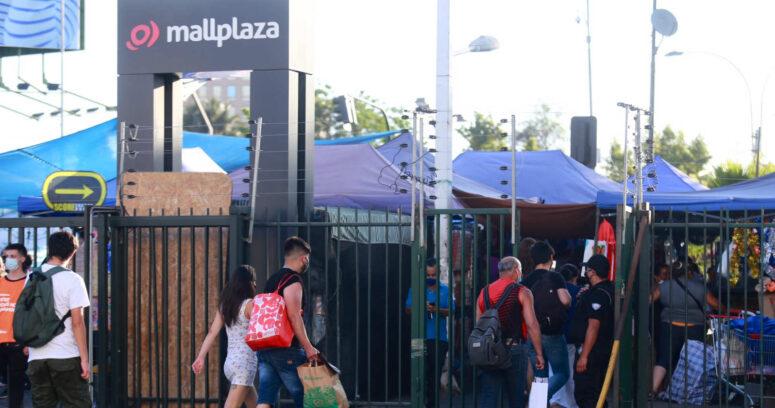 Seremi de Salud decreta el cierre del Mall Plaza Norte por incumplir medidas sanitarias