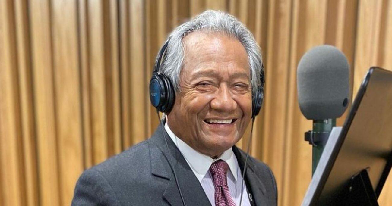 El compositor tiene 85 años. Foto: Instagram/armandomanzaoficial