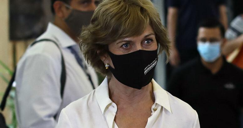 """Evelyn Matthei propone dividir en dos días las elecciones de abril: """"No quisiera que se postergara"""""""