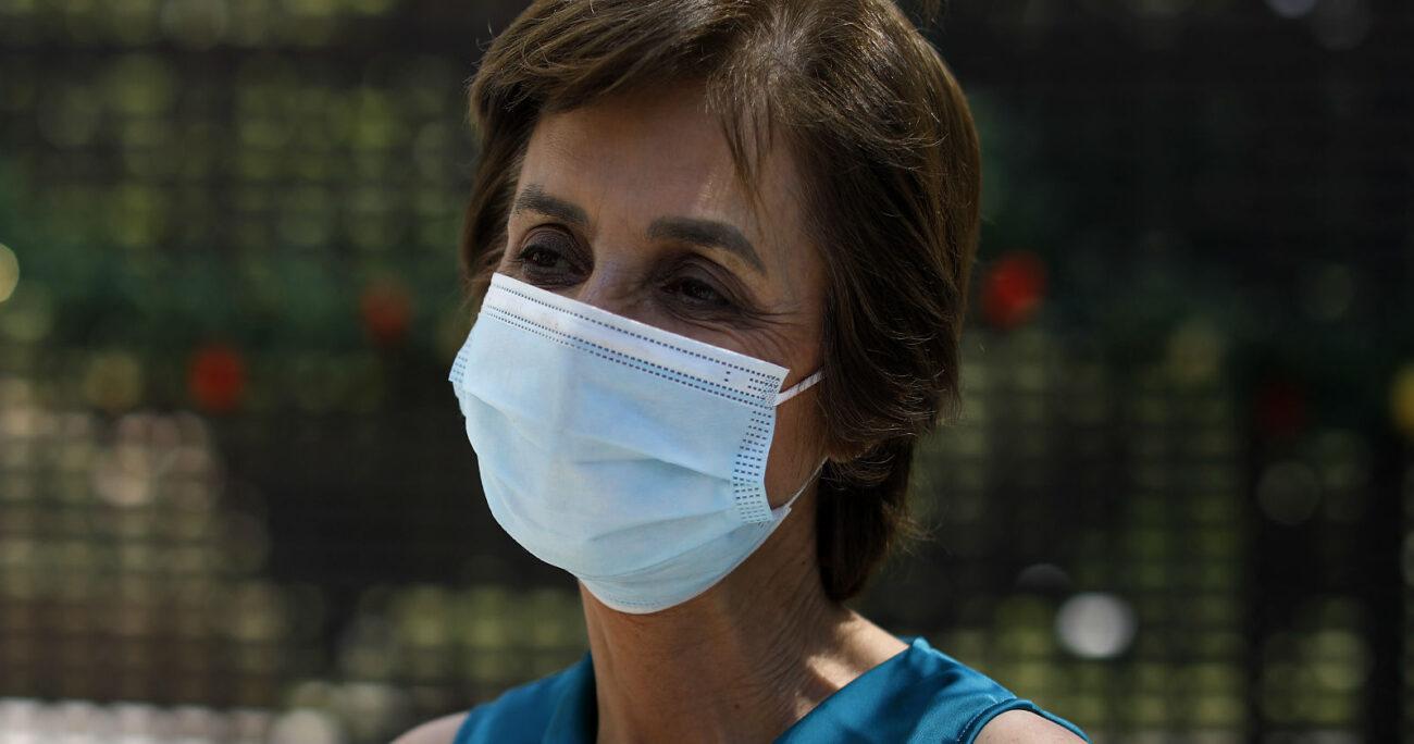 Día de la Madre: Paula Daza llamó a respetar medidas de autocuidado