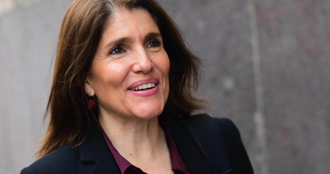 Paula Narváez fue ministra en el segundo gobierno de Michelle Bachelet. Foto: Agencia Uno.