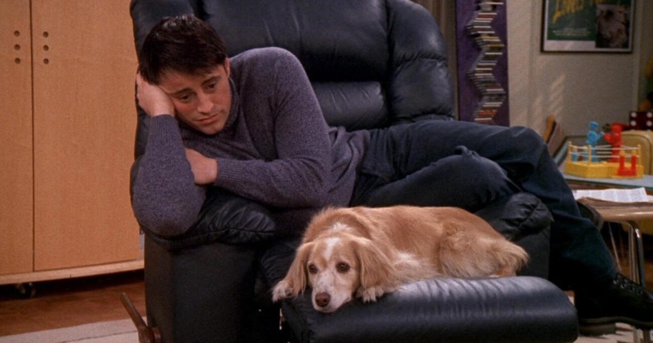 Joey es uno de los protagonistas de Friends. Foto: Captura de pantalla.