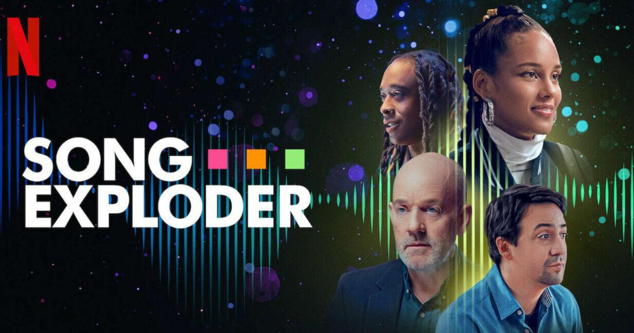 Afiche promocional de Song Exploder. Foto: Netflix.