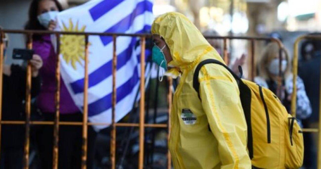 La provincia más afectada sigue siendo Montevideo. Foto: Gob.uy