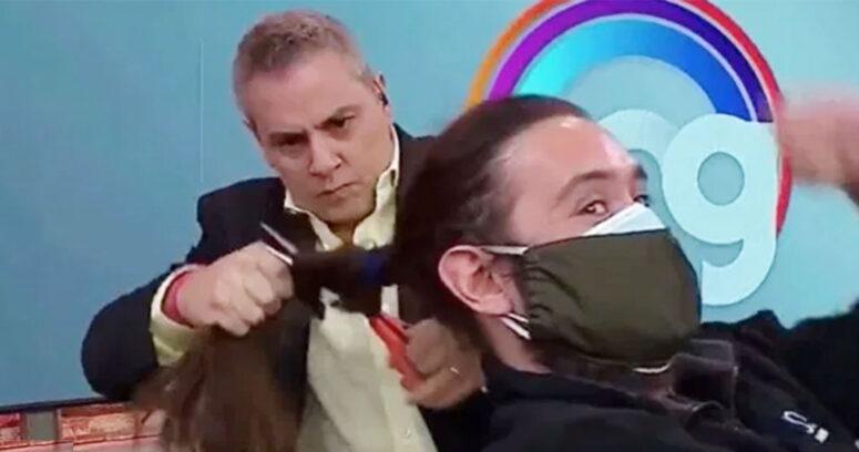 Grupo Bethia la da la espalda a Viñuela y lo apunta como el único responsable del corte de pelo a camarógrafo