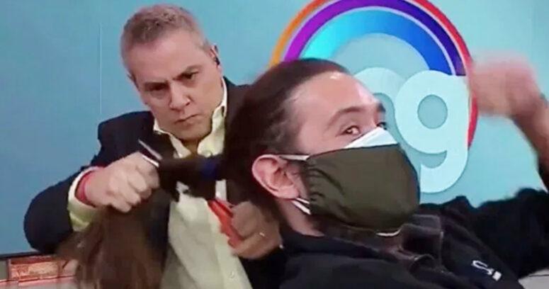 """Abogado de camarógrafo por regreso de Viñuela: """"Mega se hace solidario con el hecho"""""""