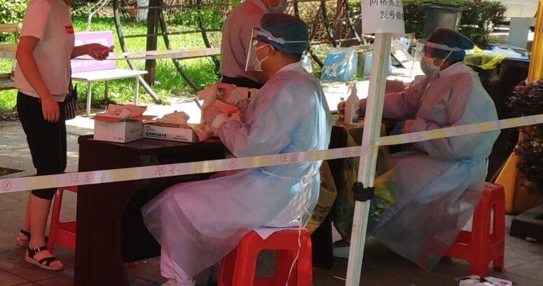 China aplicará pruebas anales para detectar el COVID-19