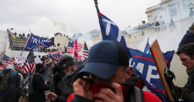 Asalto al Capitolio de Estados Unidos dejó cuatro muertosy más de veinte heridos