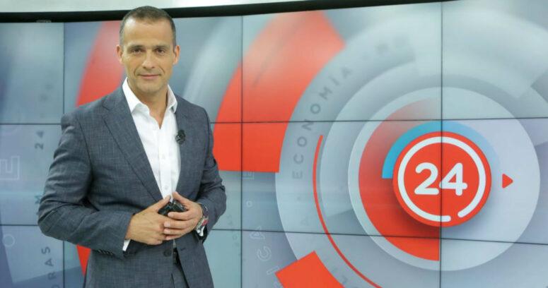 Celebran en TVN: 24 Horas Central lideró en sintonía y fue el noticiario más visto