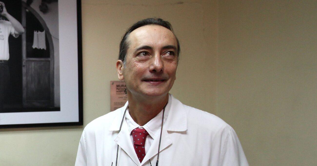 Los dichos del doctor Osvaldo Artaza coinciden con lo señalado por el Ministerio de Salud.