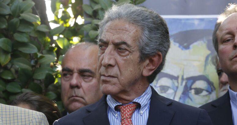 """Jorge Tarud no pudo votar en primarias del PPD: """"He respetado rigurosamente las medidas sanitarias"""""""