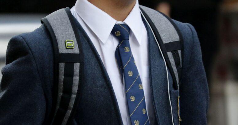 Cómo la pandemia de coronavirus abrió la posibilidad de poner fin al uniforme escolar