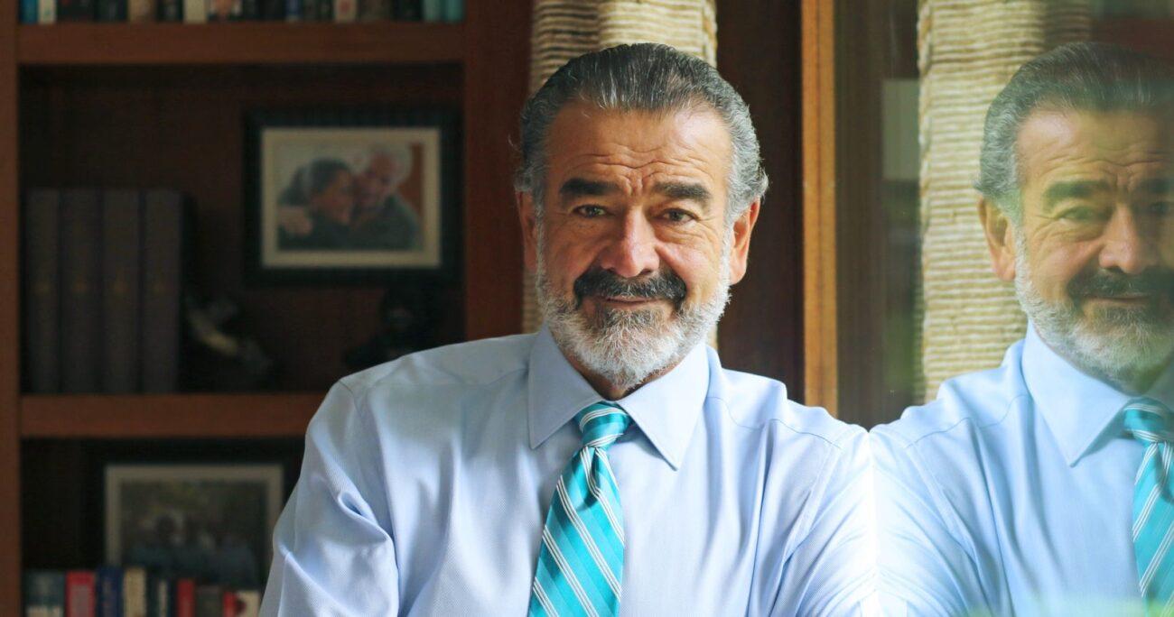 Gutiérrez sumó un nuevo enfrentamiento con el empresario. Foto: Agencia UNO