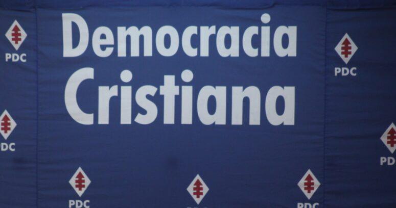 Consejo Nacional DC aplaza elecciones primarias presidenciales