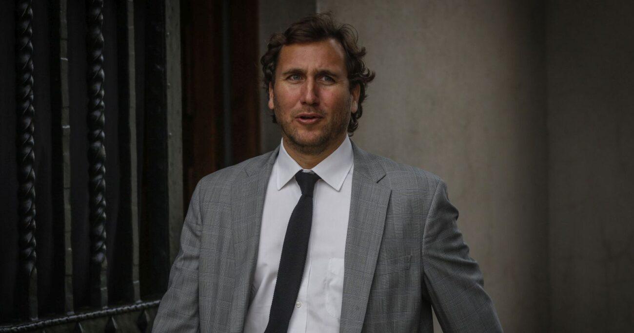 El vicepresidente ejecutivo de Corfo, Pablo Terrazas. Foto: Agencia Uno.