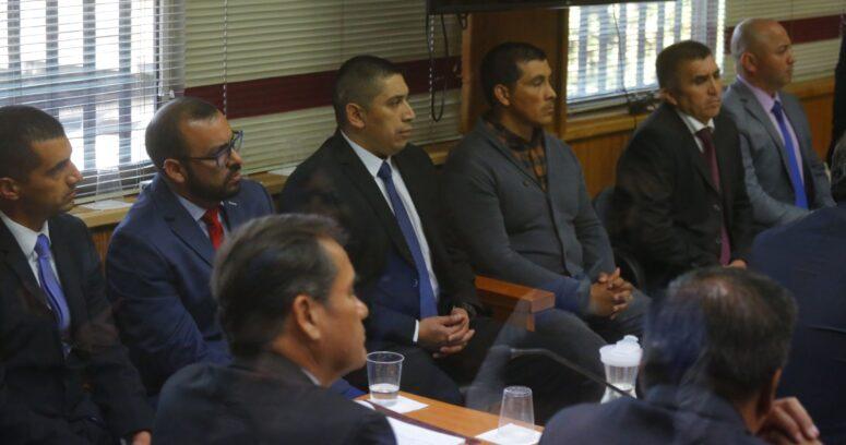 Caso Catrillanca: decretan prisión preventiva para carabinero a la espera de condena