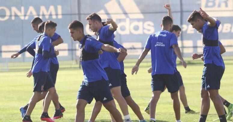 Acuerdo permitirá que jugadores de la U reciban clases en la Universidad de Chile
