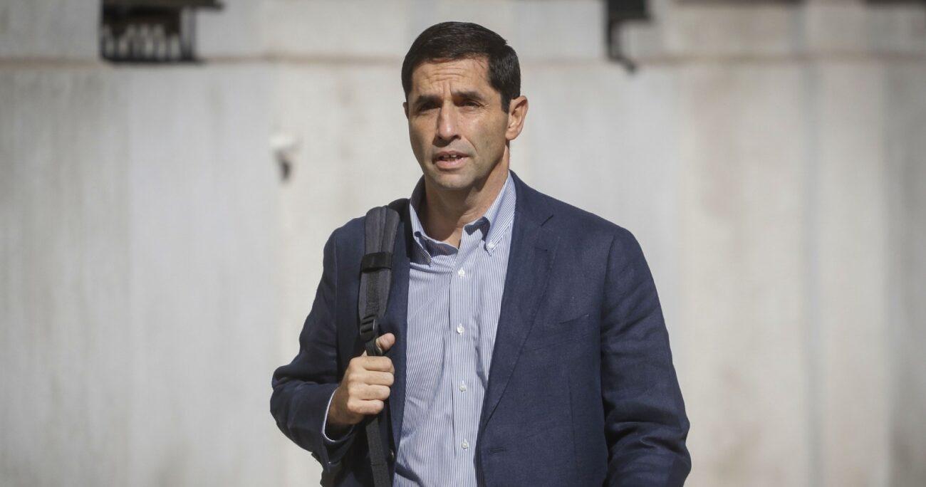José Miguel Arellano reemplazará al renunciado Felipe Cisternas. Foto: Agencia UNO