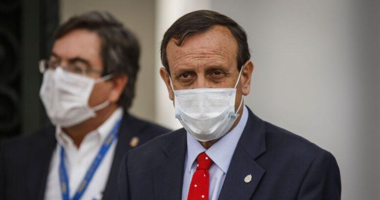 """""""Rector de la UC y vacuna de Sinovac:"""