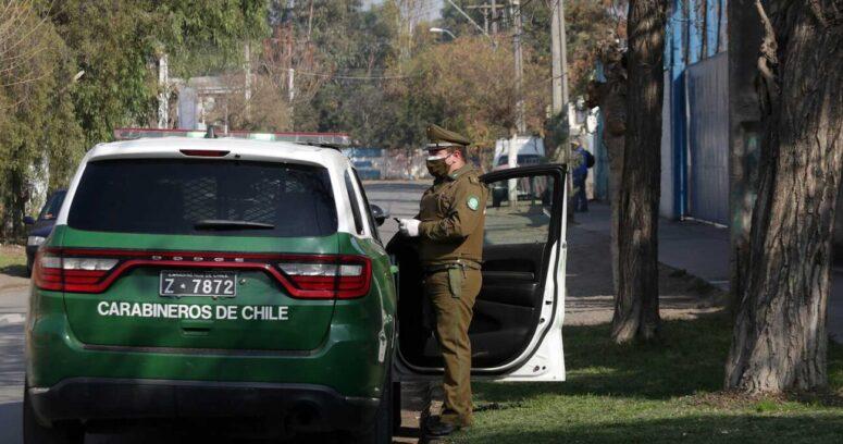 Detienen a cinco delincuentestras robo armado contra una familia en Las Condes