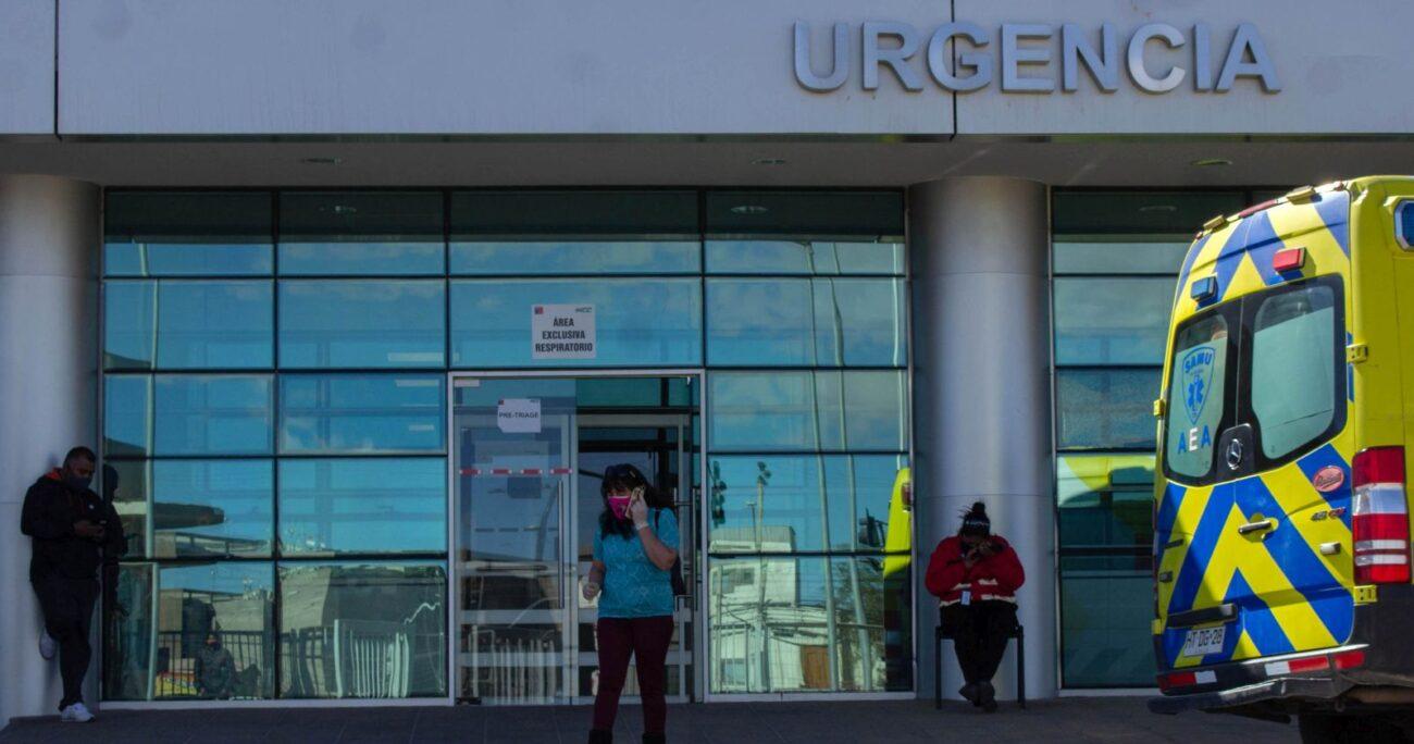 Los trabajadores aislados tuvieron contacto con los casos positivos. Foto: Agencia Uno.