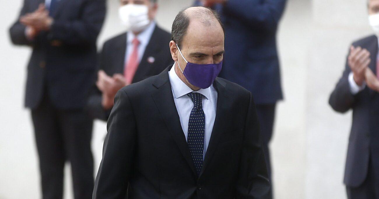 Cristián Monckeberg, ex ministro de la Segpres. Foto: Agencia Uno.