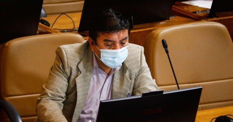 "Diputado Pedro Velásquez explica alta ausencia al Congreso: ""Licencias de medicina alternativa no están reconocidas"""