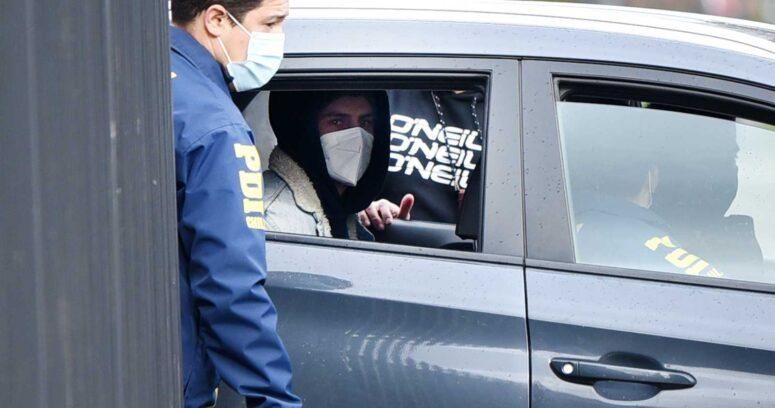 """""""Justicia mantiene prisión preventiva para Martín Pradenas"""""""