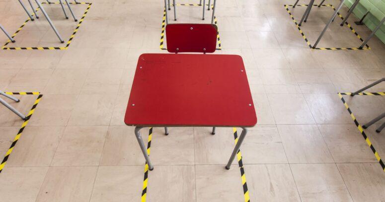 Alemania prolonga el cierre de los colegios hasta el 14 de febrero
